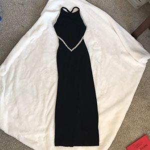 Cache black gown size S